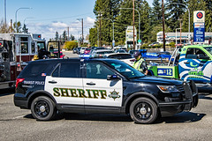 Snohomish County Sheriff's Office Community Transit Police Unit Ford Police Interceptor Utility SUV (andrewkim101) Tags: snohomish county sheriffs office community transit police unit ford interceptor utility suv wa washington state mill creek