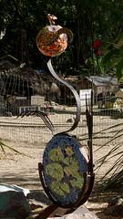Arizona Blacksmiths Exhibit at Tucson Botanical Gardens (Distraction Limited) Tags: tucsonbotanicalgardens tucsonbotanical botanicalgardens gardens tucson arizona tbg20180422 arizonaartistblacksmithassociation botanicalblacksmithsexhibitions blacksmiths smiths arizonablacksmithsexhibit sculpture