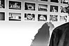 Stephen Shore's Shadow (Joseph M Gerace) Tags: newyork streetphotography street canon 50mm monochrome mono candid famous amateur blackandwhite bw museumofmodernart museum wikipoem bnw