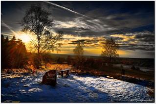 Bolterberg im Winter