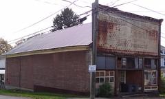 Belmont Market House Belmont, OH3 (Seth Gaines) Tags: ohio belmont abandoned