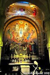 Lourdes 083-A-7 (José María Gil Puchol) Tags: aquitaine autel basilique catholique cathédrale eau eaumiraculeuse fidèle france josémariagilpuchol lourdes messe paysbasque pélèrinage religion