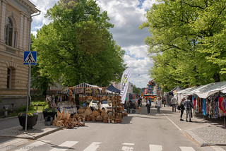 The spring market
