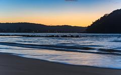 Daybreak Seascape (Merrillie) Tags: daybreak sunrise landscape ettalongbeach nature dawn sea water centralcoast morning oceanbeach newsouthwales waves uminabeach nsw waterscape beach ocean earlymorning ettalongbeachpoint cloudy coastal clouds sky seascape australia coast outdoors seaside
