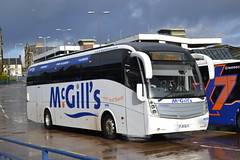 McGill's 610 FJ11GLV (Will Swain) Tags: greenock bus station 17th february 2018 north scotland scottish town buses transport travel uk britain vehicle vehicles county country mcgills 610 fj11glv 0610