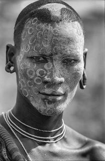 Ethiopia : Portraits in B&W #25
