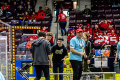 IMG_7689 (Team 3161 - Tronic Titans) Tags: oakville omgrobots light event coverage robot robotics hersheyscentre gold mechanical electrical pneumatics onchampsfrc first firstcanada frc ontario tronic titans
