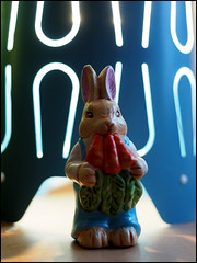 Day 104 (kostolany244) Tags: 3652018 onemonth2018 april day104 1442018 kostolany244 olympusomdem5markii europe germany geo:country=germany month bunny lamp 365the2018edition