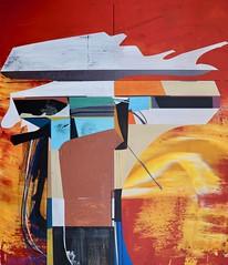 Jim Harris: Costal Air Defense at Örnsköldsvik. (Jim Harris: Artist.) Tags: art artist abstract avantgarde modern maalaus malerei málverk makabe målning malerkunst schoolofthemuseumoffinearts schilderij zeitgenössische konst künstler kunst tokyo technology taide painting peinture lartabstrait