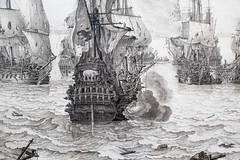 The Battle of Livorno (Leghorn)   Willem van de Velde I   c.1659–c.1699   The Rijksmuseum-57 (Paul Dykes) Tags: rijksmuseum museumofthenetherlands art gallery museum amsterdam netherlands nl holland thebattleoflivornoleghorn willemvandeveldei 1659 1699