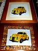 hotrod2 (Mischandler) Tags: mischa sticks rolled paper magazines mats tubes rolls projects photos display glue colorful pictures frames crafts crafting custom original hotrods classiccars picture frame wheels flames isolated carshow customized