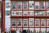 Façade décorée (CouleursPhotographie) Tags: couleursphotographie micaëlchevalley tourdesuisse2018 campingcar couleursphotographiech appenzell appenzellinnerrhoden suisse ch