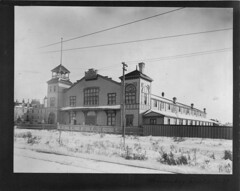Winnipeg Armory and Drill Hall [LAC] (vintage.winnipeg) Tags: winnipeg manitoba canada vintage history historic buildings