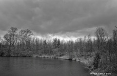 Approaching Storm (mswan777) Tags: storm cloud wind spring olmsted ohio nature outdoor travel scenic ansel monochrome black white nikon d5100 nikkor 1855mm