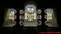 Paris by night - Musee du Louvre - Ombre et Lumiere (soyouz) Tags: fra france geo:lat=4886012342 geo:lon=233955681 geotagged îledefrance paris01 paris04ancienquartierlouvre nuit museedulouvre courcarree lumiere paris1er 75paris francela fr