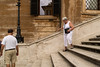 all roads lead to Rome 3/33 (Giorgos Voulgaris) Tags: d5300 street people oldpeople color candid rome white steps