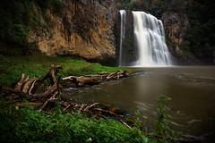 Hunua Falls (Jon Paul Photo) Tags: hunua waterfalls longexposure hunuafalls aucklandwaterfalls northisland newzealand longexposurewaterfall hunuaranges southauckland nisifilters nikon leadinglines outdoors nature tranquil