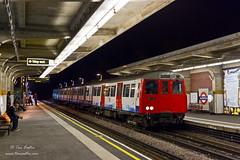 A stock Farewell (TimEaster) Tags: metropolitan metropolitanline piccadillyline astock 5234 underground londonunderground london alperton night nighttime