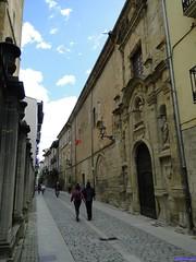 Puente la Reina (santiagolopezpastor) Tags: espagne españa spain navarra puentelarreina caminodesantiago calle callemayor