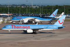 8U0F1322 757 G-BYAX EGCC 130601 (Glenn Beasley) Tags: thomsonairways 757 manchester egcc ringway boeing aviation aircraft aviationphotography
