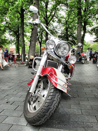 Motorrad Suzuki