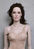 Angelina Jolie new life-size sculpture (Terry Minella) Tags: scale11 echelle11 cinema hollywood angelina jolie schaufensterpuppe schaufensterfigur figur maniqui mannequin rootstein doll celebrity famous sculpture lifesize actress actrice angelinajolie lifesizesculpture sexy longlinebra