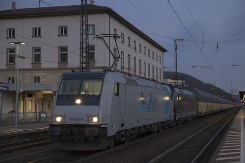 D RTB 185 684-9 Gemünden am Main 24-02-2018