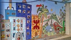 529 Paris en Février 2018 - rue Piat, rue du Père Julien Dhuit (paspog) Tags: paris france tags graffitis fresque fresques mural murals février februar february 2018 ruepiat ruedupèrejuliendhuit