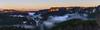 Panoramablick (Dirk Hoffmann Fotografie) Tags: saxon switzerland sächsische schweiz saechsische germany deutschland landscape landschaft sun sunrise sunlight fog foggy elbe elbsandstein elbtal nebel rathen rauenstein bastei honigsteine