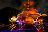 Tomorrowland - Darn Those Kids With Light Up Toys (KC Mike Day) Tags: exposure long light toys trails spinning tomorrowland disneyland anaheim california socal