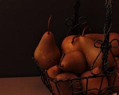 A Basket Full..... (catherine4077) Tags: pears stilllife basket fruit