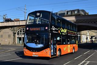 6085 NL63YHN Newcastle 56
