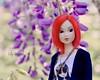 Rei Portrait (♥ Lily Queens ♥) Tags: rei momoko sekiguchi doll midnight crossing red version