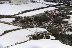 Aerial of Strumpshaw in the snow (John D Fielding) Tags: strumpshaw norfolk snow winter village above aerial nikon d810 hires highresolution hirez highdefinition hidef britainfromtheair britainfromabove skyview aerialimage aerialphotography aerialimagesuk aerialview drone viewfromplane aerialengland britain johnfieldingaerialimages fullformat johnfieldingaerialimage johnfielding