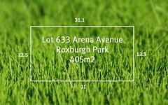 Lot 633 Arena Avenue, Roxburgh Park VIC