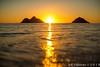 Lanikai Sunrise (j . f o o j) Tags: nikond610 nikon nikkor20mmf28 nikkor50mmf12ais nikkor16mmf28fisheye lanikaisunrise aloha sunrise hawaii kailua pacificocean