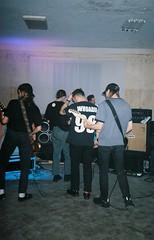 bluesbreaker. offside2018. lviv. (Yaroslav F.) Tags: band bluesbreaker 044hc core hard kyiv kiev yaroslav grob гроб ярослав 35mm film 5 t yashica punk rock lviv show music palais ideal