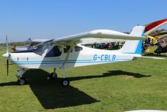 G-CBLB_02 (GH@BHD) Tags: gcblb tecnam p92 p92em echo p92echo technamp92echo pophammicrolighttradefair2018 pophamairfield popham aircraft aviation