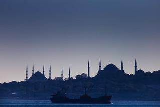 Profile of Constantinople