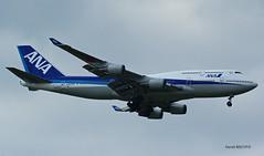 Boeing B747 ~ JA8098  ANA (Aero.passion DBC-1) Tags: spotting 2010 dbc1 david biscove aeropassion avion aircraft aviation plane airport cdg roissy airlines airliner boeing b747 ~ ja8098 ana