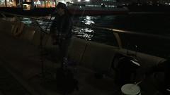 Hong Kong Ferry and Street Band (emojienglish) Tags: hong kong china ferry kowloon city night skyscrapers cantonese canton asia