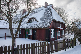 Old nordic house
