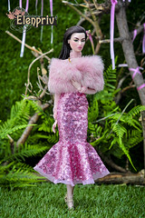 """New collection is here!!! """"In Bloom"""" by ELENPRIV (elenpriv) Tags: new collection inbloom elenpriv elena peredreeva 12inch fr2 fashionroyalty jason wu integrity toys doll handmade clothes"""