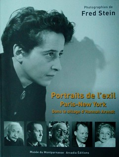 Photo book Portraits of the exile by Fred Stein. À wink for  Real_Aragorn