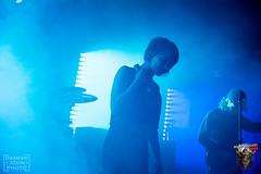 Rolo Tomassi (Damian John) Tags: asylum birmingham venue gig music live metal rock heavy lights lighting blackandwhite monochrome drums drummer bass bassist singer singing vocalist vocals guitar guitarist nikon d500 damianjohnphoto rolotomassi