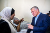 جلالة الملك عبدالله الثاني يقوم بزيارة مفاجئة لمستشفى البشير الحكومي ويتفقد واقع الخدمات الطبية المقدمة للمواطنين (Royal Hashemite Court) Tags: جلالة الملك عبدالله الثاني الأردن مستشفى البشير kingabdullahii al bashir hospital jordan