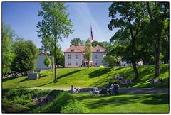 Eidsvollsbygningen 27.05.2018 (#2) (Krogen) Tags: norge norway norwegen akershus romerike eidsvoll krogen fujifilmx100 eidsvollverk eidsvollsbygningen historie history 1814