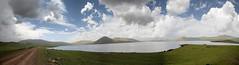 Balık gölü 3 (laedri52) Tags: balıkgölü fishlake ağrı agri doğu eastofturkey east eastern anatolian anadolu panaroma panorama panaromic panoramic taşlıçay clouds bulutlar göl lake