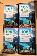 Wanderung picnic and 105 Hikes book launch