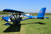 G-CGWP_01 (GH@BHD) Tags: gcgwp aeroprakt a22 foxbat pophammicrolighttradefair2018 pophamairfield popham microlight aircraft aviation